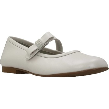 Schuhe Mädchen Ballerinas Landos 8186AE Weiß