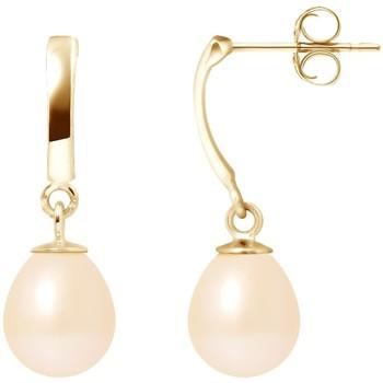 Uhren & Schmuck Damen Ohrringe Blue Pearls BPS K610 W Multicolor