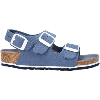 Schuhe Jungen Sandalen / Sandaletten Birkenstock - Milano blu 1012639 BLU