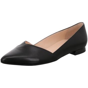 Schuhe Damen Ballerinas Högl 0-120010-0100 schwarz