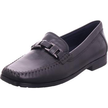 Schuhe Damen Slipper Sioux Cambria schwarz