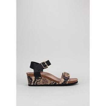 Schuhe Damen Sandalen / Sandaletten Senses & Shoes GIUDECA Beige