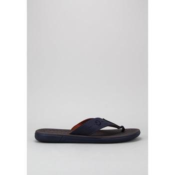 Schuhe Herren Zehensandalen Cartago  Blau