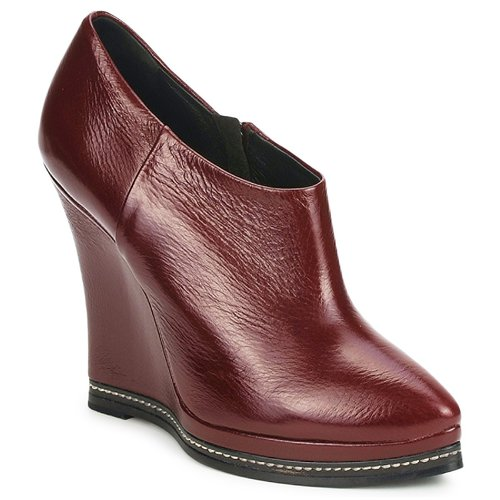 Fabi FD9627 Braun Schuhe Ankle Boots Damen 138