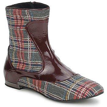 Schuhe Damen Boots Fabi FD9677 Multifarben