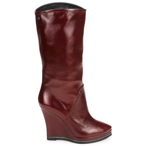 Fabi FD9737 Bordeaux  Schuhe Low Boots Damen 234,50