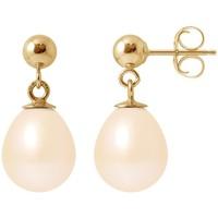 Uhren & Schmuck Damen Ohrringe Blue Pearls BPS K613 W Multicolor