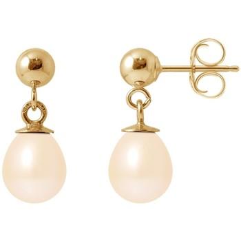 Uhren & Schmuck Damen Ohrringe Blue Pearls BPS K612 W Multicolor