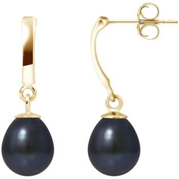 Uhren & Schmuck Damen Ohrringe Blue Pearls BPS K615 W Multicolor
