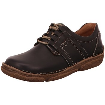 Schuhe Herren Derby-Schuhe Josef Seibel Schnuerschuhe 85144950/151 blau