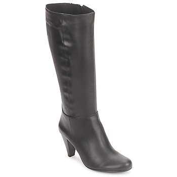 Schuhe Damen Klassische Stiefel So Size ARDEIN Schwarz