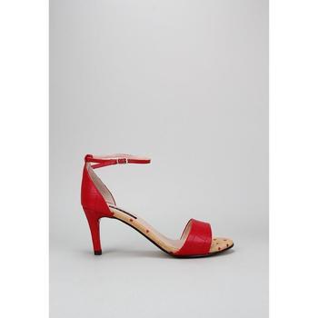 Schuhe Damen Sandalen / Sandaletten Krack Harmony LINO Rot
