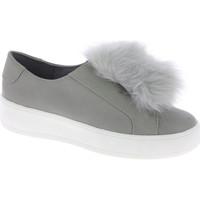 Schuhe Damen Slip on Steve Madden 91000720 07004 12001 grigio