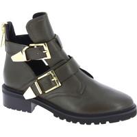 Schuhe Damen Low Boots Steve Madden 91000599 10001 05025 Cachi