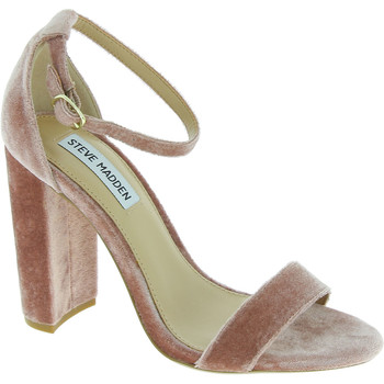 Schuhe Damen Sandalen / Sandaletten Steve Madden 91000213 0W0 09005 09003 Cipria