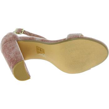 Steve Madden 91000213 0W0 09005 09003 Cipria - Schuhe Sandalen / Sandaletten Damen 4999