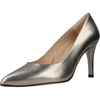 Schuhe Damen Pumps Argenta 52396 Silber