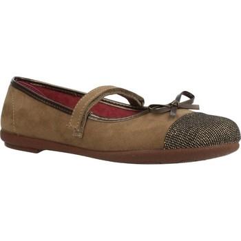 Schuhe Mädchen Ballerinas Duvic 6229 Brown