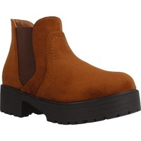 Schuhe Mädchen Low Boots Different 4216 Brown