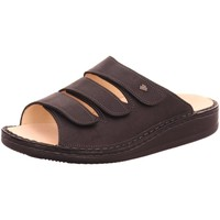Schuhe Herren Sandalen / Sandaletten Finn Comfort Offene KORFU 01508615099 615099 schwarz