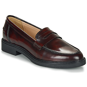 Schuhe Damen Slipper André NERE Bordeaux