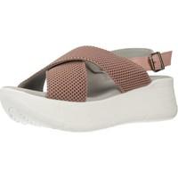 Schuhe Damen Sandalen / Sandaletten Clover 15719C Beige