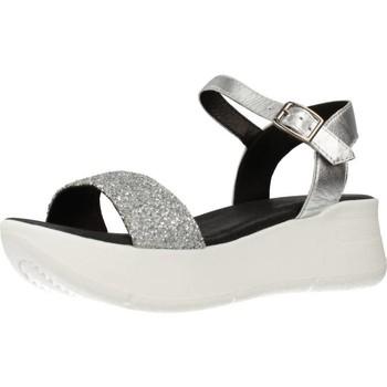 Schuhe Damen Sandalen / Sandaletten Clover 15741C Grau