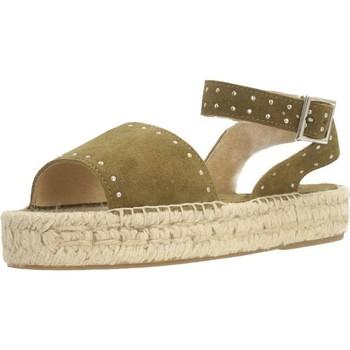 Schuhe Damen Sandalen / Sandaletten Clover 7936C Grün