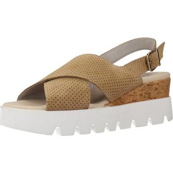 Schuhe Damen Sandalen / Sandaletten Clover 7719C Brown