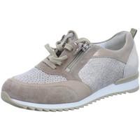 Schuhe Damen Sneaker Low Waldläufer Schnuerschuhe Hurly -H- 370018.500.538 beige