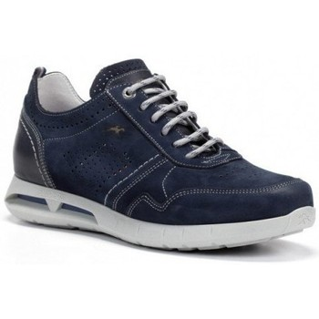 Schuhe Herren Sneaker Low Fluchos 24 Hrs mod.8657 Blau