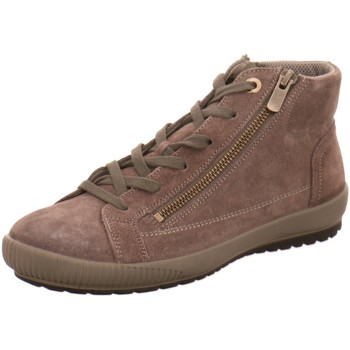 Schuhe Damen Sneaker High Legero Schnuerschuhe SCHNÜRSTIEFEL 5-09828-22 grau