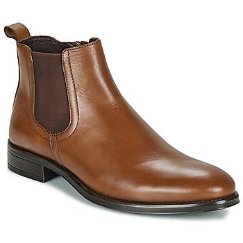 Schuhe Herren Boots André NORLAND Cognac