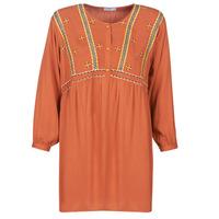 Kleidung Damen Kurze Kleider Betty London LOULIA Orange