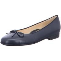 Schuhe Damen Ballerinas Ara Sardinia Highsoft Ballerina 12-41329-02 blau