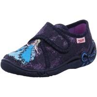 Schuhe Mädchen Babyschuhe Legero Maedchen Hausschuhe SK \ BELINDA 5-00259-80 blau