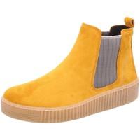 Schuhe Damen Boots Gabor Stiefeletten 33.731-30 gelb