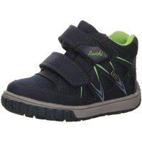 Schuhe Jungen Boots Lurchi By Salamander Klettschuhe 33-14667-22 blau