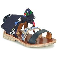 Schuhe Mädchen Sandalen / Sandaletten Catimini CASALA Marine