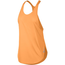 Kleidung Damen Tops Nike City Sleek Tank Women Orange