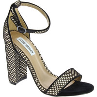 Schuhe Damen Sandalen / Sandaletten Steve Madden 91000899 09027 01064 nero