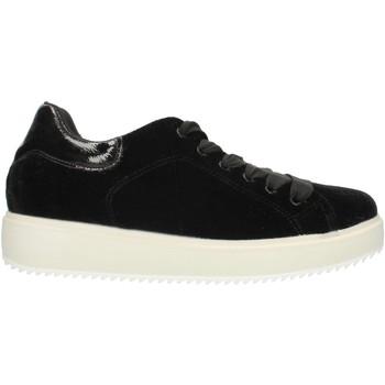 Schuhe Damen Sneaker Low Igi&co 87701 schwarz