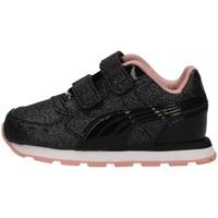 Schuhe Mädchen Sneaker Low Puma 369721-06 BLACK