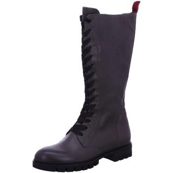 Schuhe Damen Klassische Stiefel Donna Carolina Stiefel -00 34-622-053 grau