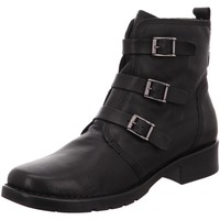 Schuhe Damen Low Boots Camel Active Stiefeletten 892.72.01 schwarz