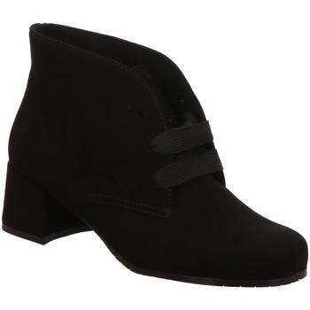 Schuhe Damen Boots Semler Stiefeletten M44023-042-001 schwarz