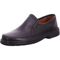 Schuhe Herren Slipper Sioux Slipper Michael 25970 schwarz