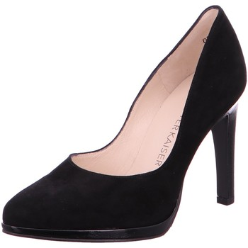 Schuhe Damen Pumps Peter Kaiser High -00 Chevro 78911-735(78811-735) Herdi schwarz