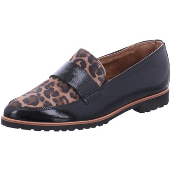 Schuhe Damen Slipper Paul Green Slipper 2551-005 schwarz