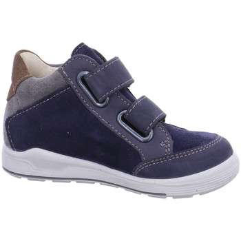 Schuhe Jungen Boots Ricosta Klettschuhe KIMO 2421400-170-Kimo blau